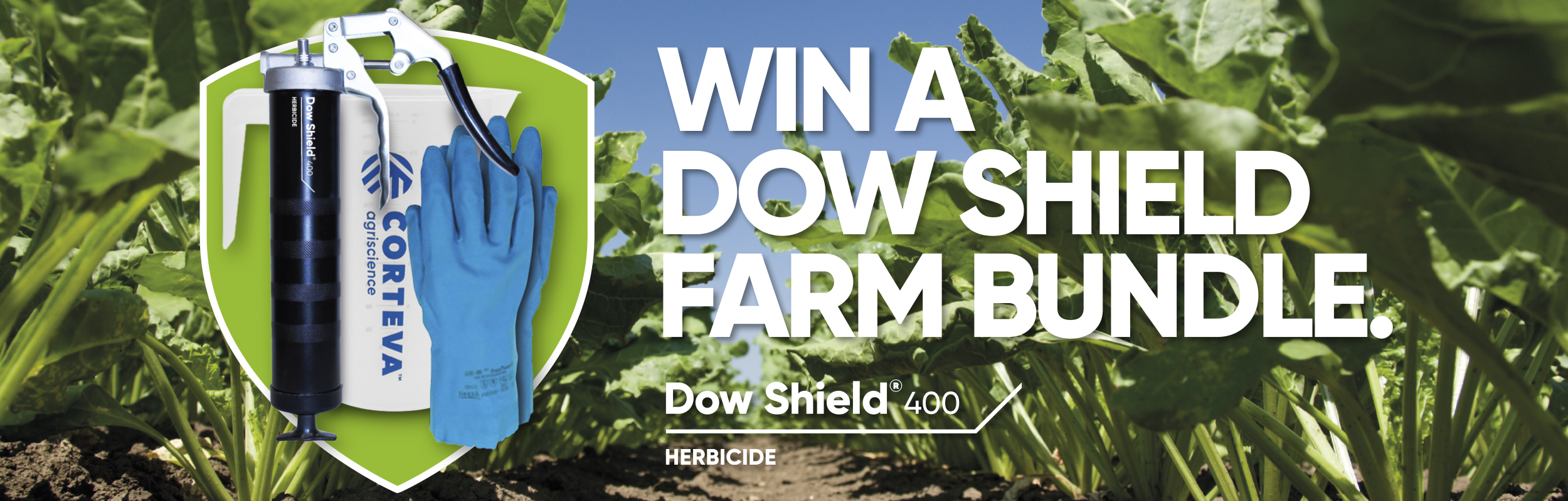 Dow Shield® 400 competition from Corteva Agriscience
